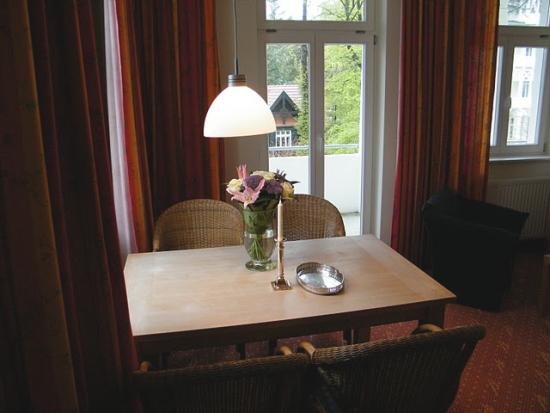 Beispiel Wohnbereich einer Fewo Villa Celia
