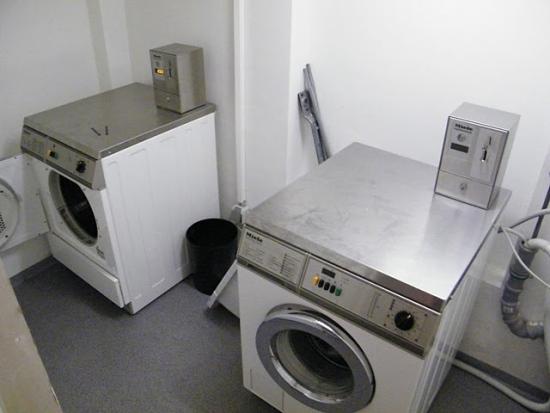 Waschraum Villa Celia