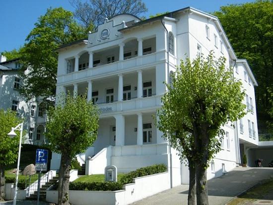 Ferienwohnung Sellin Villa Celia Rügen