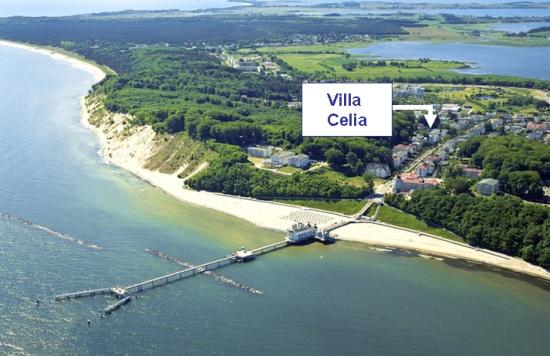 Villa Celia Sellin Rügen