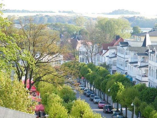 Wilhelmstrasse Blick hinunter